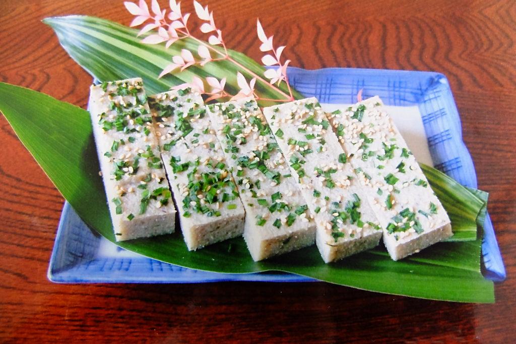 イギス豆腐